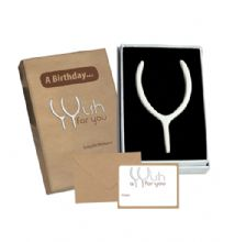 Retirement Snap-able Wishbone Gift
